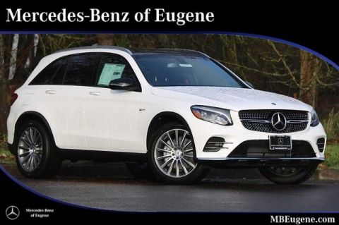 New 2019 Mercedes-Benz AMG® GLC 43