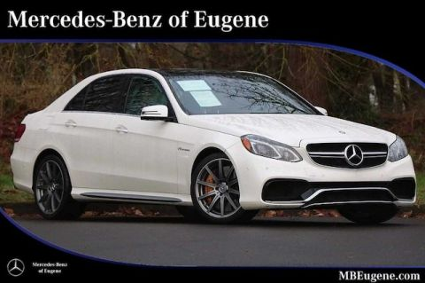 Pre-Owned 2014 Mercedes-Benz E-Class AMG® E 63 Performance Package