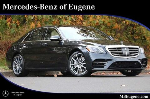 New 2019 Mercedes-Benz S 560 S 560