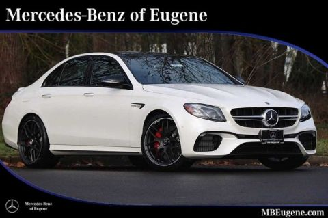 New 2019 Mercedes-Benz AMG® E 63 S