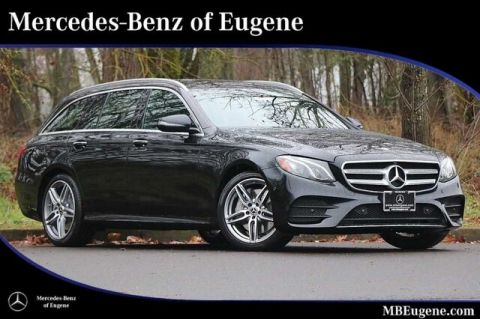 New 2019 Mercedes-Benz E 450 E 450