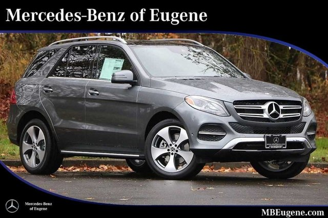 New 2019 Mercedes-Benz GLE 400 GLE 400