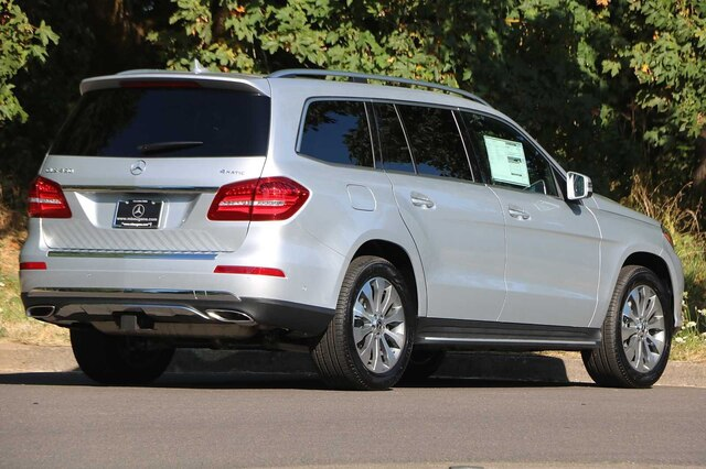 New 2019 Mercedes-Benz GLS 450 GLS 450