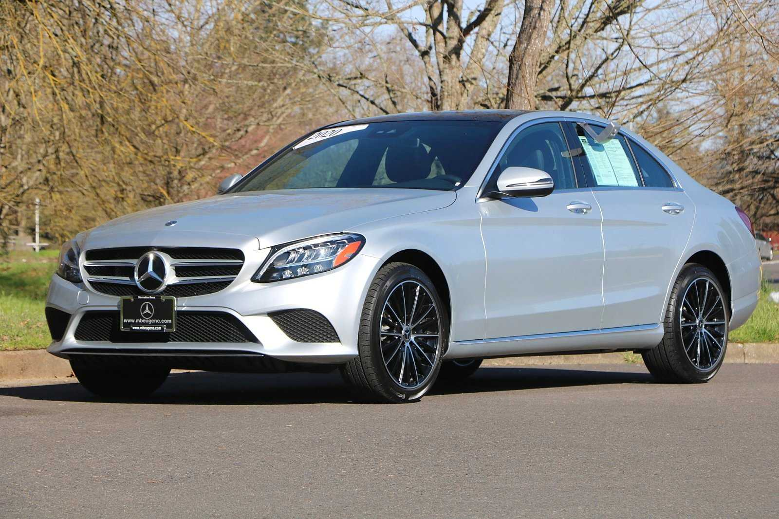 Pre-Owned 2020 Mercedes-Benz C 300 AWD 4MATIC®