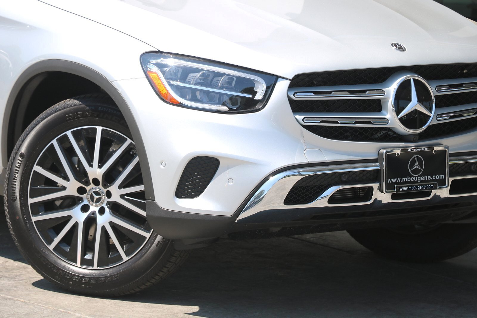 New 2020 Mercedes-Benz GLC GLC 350