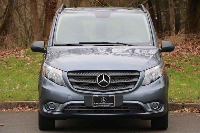 Pre-Owned 2018 Mercedes-Benz Metris Cargo Van