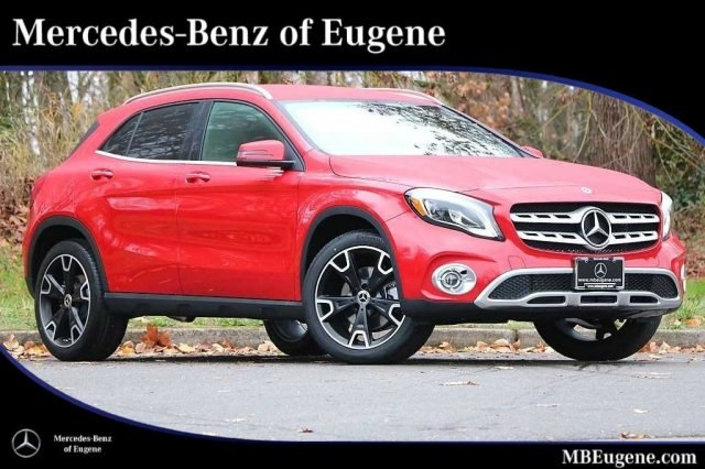 New 2019 Mercedes-Benz GLA 250 GLA 250