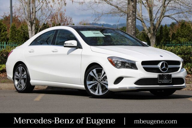 Special Demo 2019 Mercedes-Benz CLA 250 AWD 4MATIC®